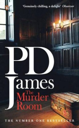 The Murder Room by P D James