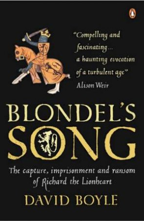 Blondel's Song by David Boyle