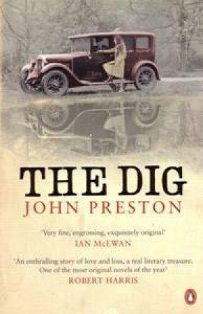 Untitled Novel by John Preston