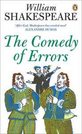 A Comedy Of Errors by William Shakespeare