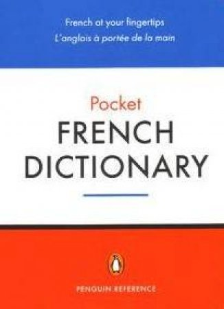 Pocket French Dictionary by Rosaline Fergusson