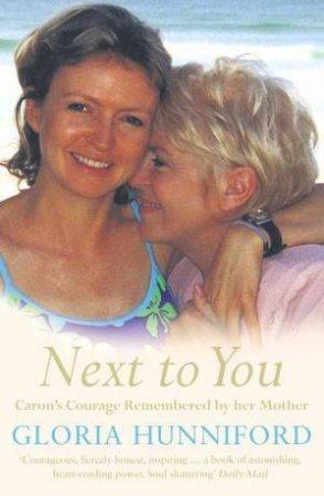 Next To You by Gloria Hunniford