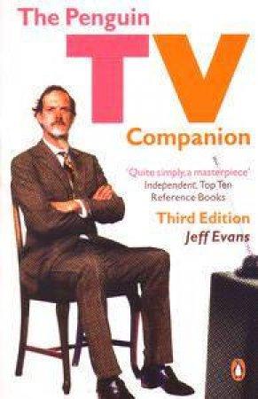 The Penguin TV Companion by Jeff Evans