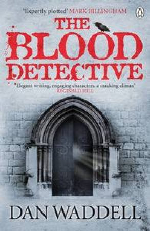 Blood Detective by Dan Waddell
