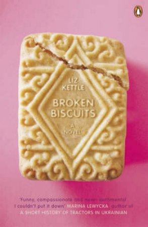 Broken Biscuits by Liz Kettle