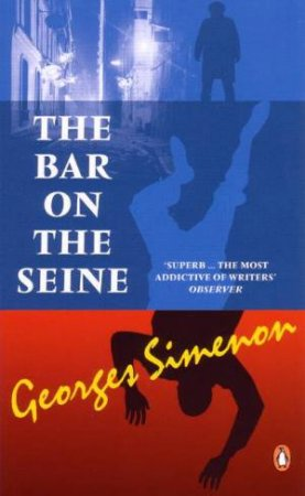 Red Classic: The Bar On The Seine by Georges Simenon