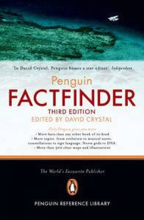 The Penguin Factfinder, 3rd Ed by David Crystal