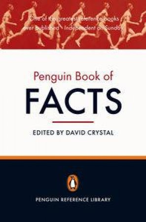 The Penguin Book Of Facts, 2nd Ed by David Crystal