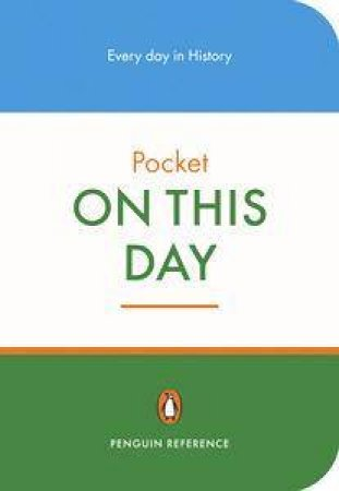 Penguin Pocket: On This Day by David Crystal (Ed.)