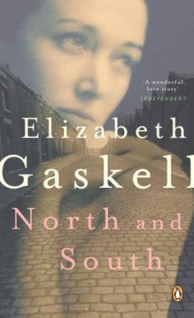 North & South Red Classic by Elizabeth Gaskell