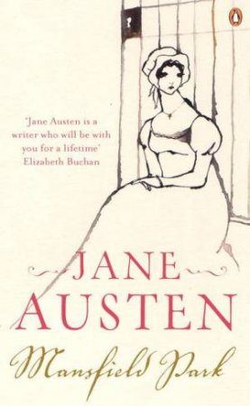 Mansfield Park Red Classic by Jane Austen