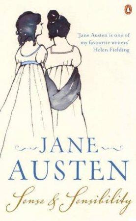 Sense & Sensibility Red Classic by Jane Austen