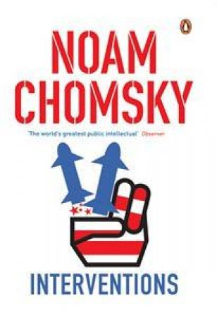 Interventions by Noam Chomsky