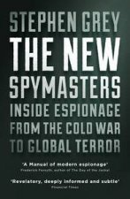 The New Spymasters: Inside Espionage from the Cold War to Global Terror by Stephen Grey