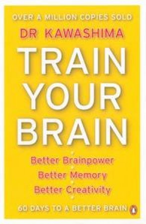 Train Your Brain by Dr Kawashima