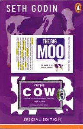 Big Moo: Purple Cow by Seth Godin