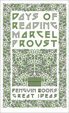Great Ideas: Days of Reading by Marcel Proust
