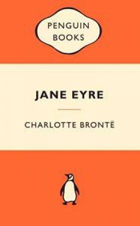 Popular Penguins: Jane Eyre by Charlotte Bronte