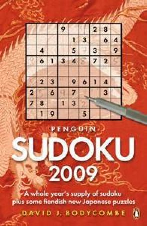 Penguin Sudoku 2009 by David J Bodycombe