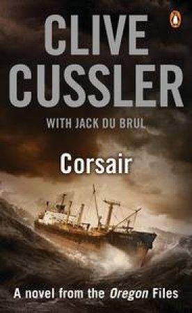 Corsair by Clive Cussler & Jack Du Brul