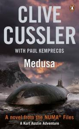 Medusa by Clive Cussler & Paul Kem Precos