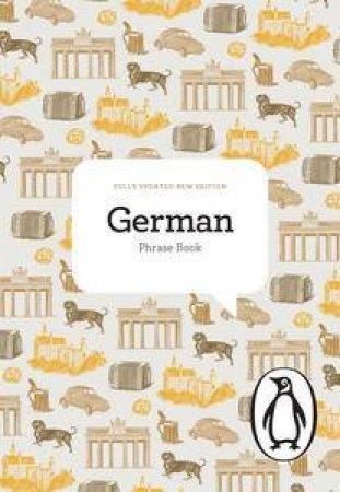 The Penguin German Phrasebook by Jill (ed) Norman