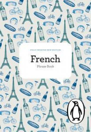 The Penguin French Phrasebook by Jill (ed) Norman