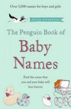 Penguin Book of Baby Names by David Pickering
