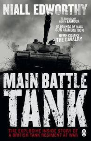 Main Battle Tank by Niall Edworthy