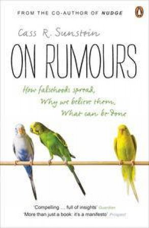 On Rumours by Cass R. Sunstein
