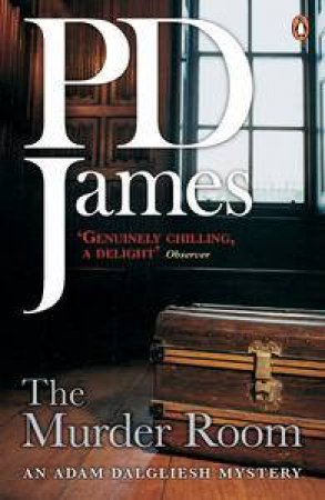 Murder Room by P D James