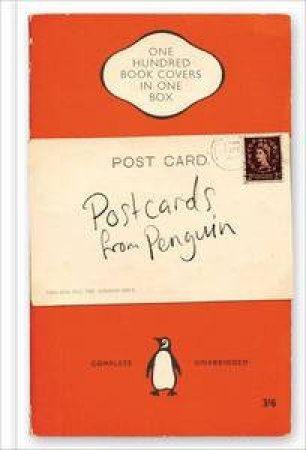 Postcards From Penguin: 100 Book Jackets in One by Various