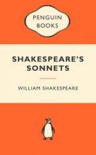 Popular Penguins Shakespeares Sonnets