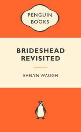 Popular Penguins Brideshead Revisited by Evelyn Waugh