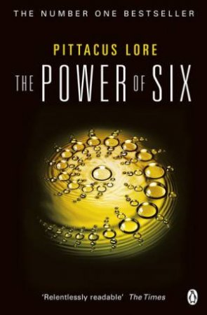 Lorien Legacies 02: Power of Six