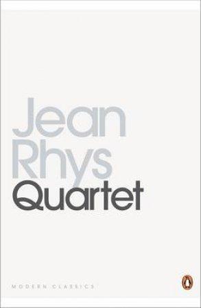 Penguin Modern Classics: Quartet by Jean Rhys