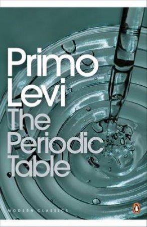 Penguin Classics: Periodic Table by Primo Levi