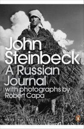 Penguin Modern Classics: A Russian Journal by John Steinbeck