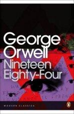 Penguin Modern Classics Nineteen EightyFour