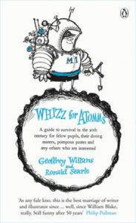 Whizz For Atomms by Geoffrey Willans