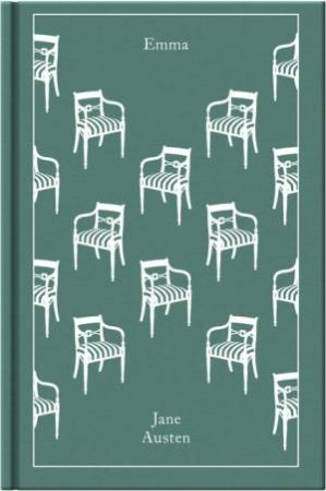 Penguin Clothbound Classics: Emma by Jane Austen
