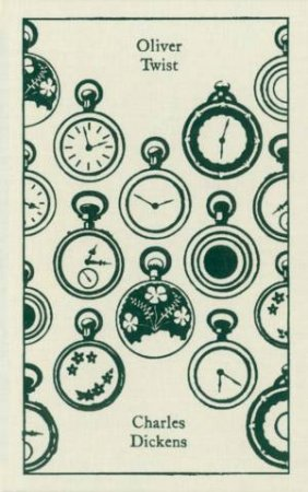 Penguin Clothbound Classics: Oliver Twist