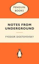 Popular Penguins: Notes from Underground by Fyodor Dostoyevsky