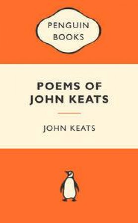 Popular Penguins: The Poems of John Keats by John Keats
