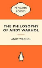 Popular Penguins The Philosophy of Andy Warhol