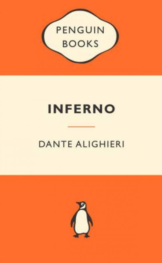 Popular Penguins: Inferno by Alighieri Dante [Paperback]