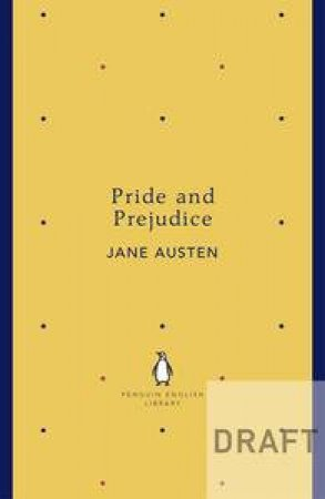 Pride And Prejudice: Penguin English Library