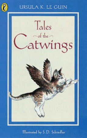Tales Of The Catwings by Ursula Le Guin
