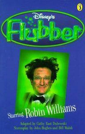Disney's Flubber: Junior Novelization - Film Tie-In by Cathy Dubowski