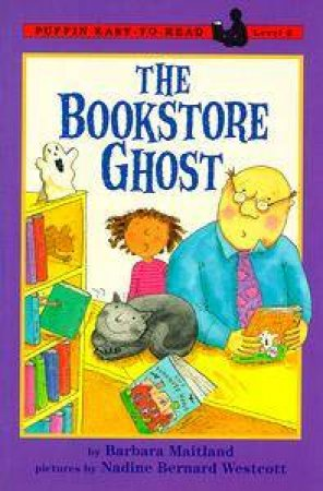 Puffin Easy To Read: The Bookstore Ghost by Barbara Maitland